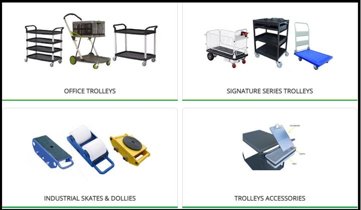 Trolley types for industrial use - Scoop Article